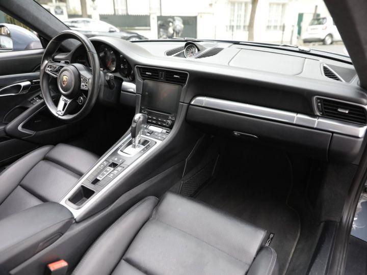 Porsche 991 PORSCHE 991 CARRERA 4S PORSCHE APPROVED 06/2022 Bleu Graphite - 17