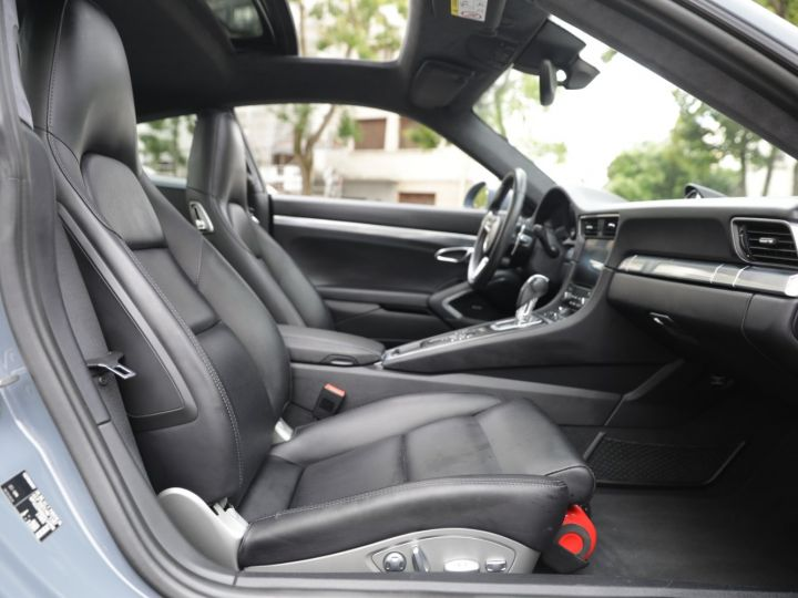 Porsche 991 PORSCHE 991 CARRERA 4S PORSCHE APPROVED 06/2022 Bleu Graphite - 18