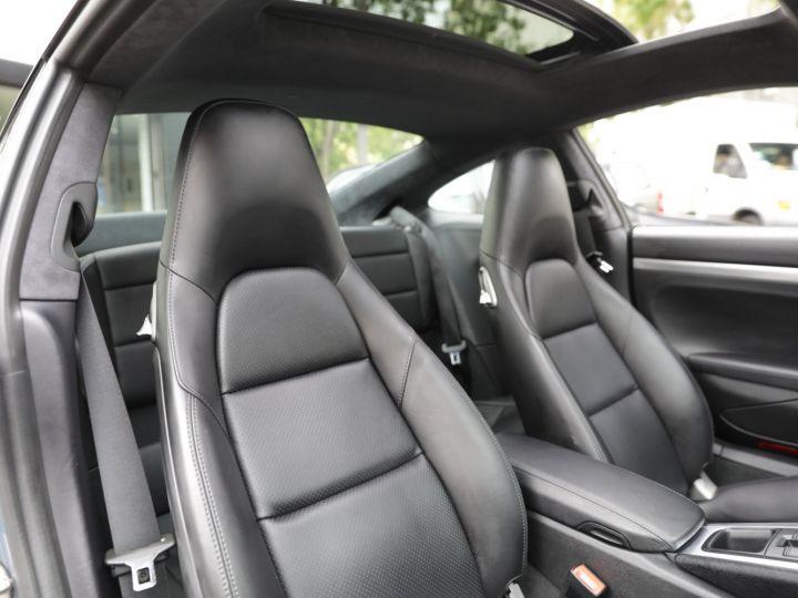 Porsche 991 PORSCHE 991 CARRERA 4S PORSCHE APPROVED 06/2022 Bleu Graphite - 19