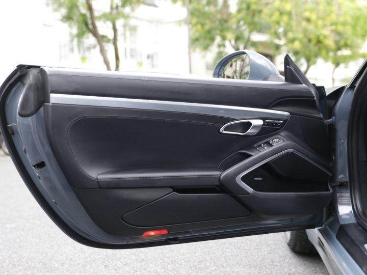 Porsche 991 PORSCHE 991 CARRERA 4S PORSCHE APPROVED 06/2022 Bleu Graphite - 24
