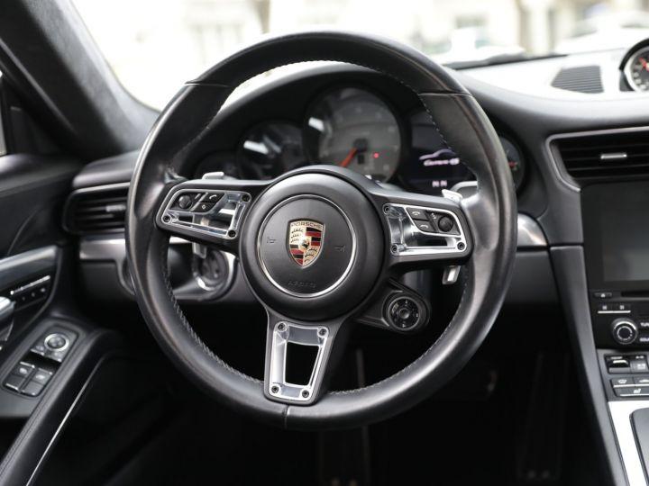 Porsche 991 PORSCHE 991 CARRERA 4S PORSCHE APPROVED 06/2022 Bleu Graphite - 30