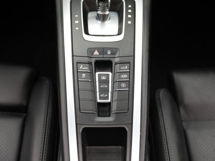 Porsche 991 PORSCHE 991 CARRERA 4S PORSCHE APPROVED 06/2022 Bleu Graphite - 31