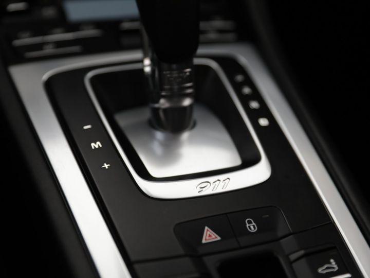 Porsche 991 PORSCHE 991 CARRERA 4S PORSCHE APPROVED 06/2022 Bleu Graphite - 32