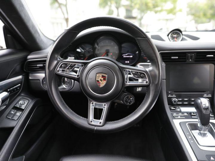 Porsche 991 PORSCHE 991 CARRERA 4S PORSCHE APPROVED 06/2022 Bleu Graphite - 33
