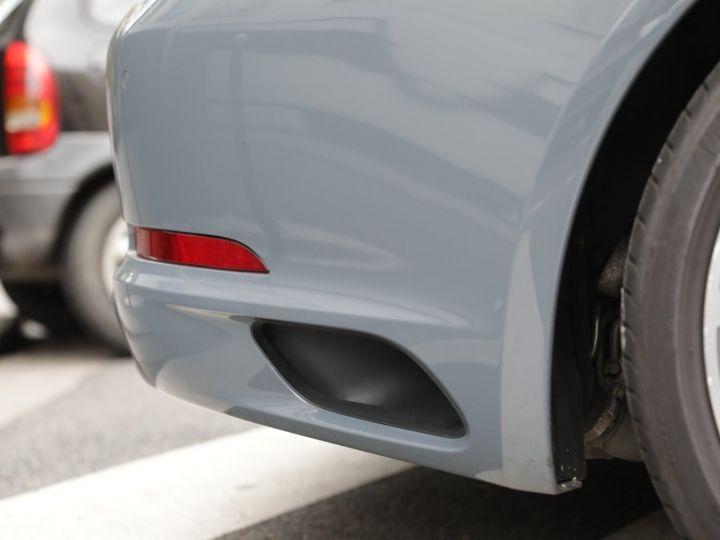 Porsche 991 PORSCHE 991 CARRERA 4S PORSCHE APPROVED 06/2022 Bleu Graphite - 39