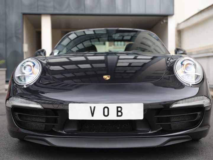 Porsche 991 PORSCHE 991 CARRERA 4S X51 PDK 430CV /P30 CHASSIS SPORT / TOE / FULL Noir - 6