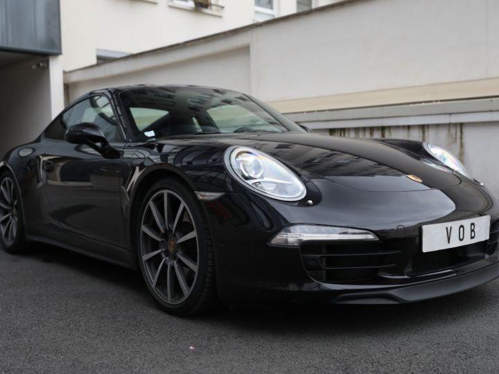 Porsche 991 PORSCHE 991 CARRERA 4S X51 PDK 430CV /P30 CHASSIS SPORT / TOE / FULL Noir - 7