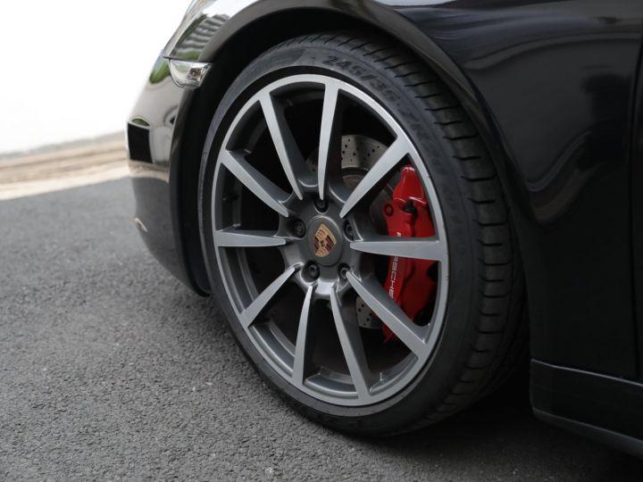 Porsche 991 PORSCHE 991 CARRERA 4S X51 PDK 430CV /P30 CHASSIS SPORT / TOE / FULL Noir - 10