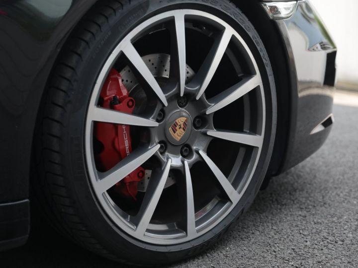 Porsche 991 PORSCHE 991 CARRERA 4S X51 PDK 430CV /P30 CHASSIS SPORT / TOE / FULL Noir - 24
