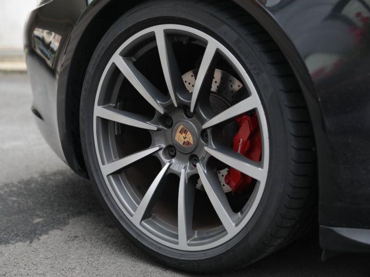 Porsche 991 PORSCHE 991 CARRERA 4S X51 PDK 430CV /P30 CHASSIS SPORT / TOE / FULL Noir - 25