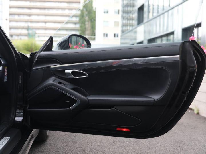 Porsche 991 PORSCHE 991 CARRERA 4S X51 PDK 430CV /P30 CHASSIS SPORT / TOE / FULL Noir - 26