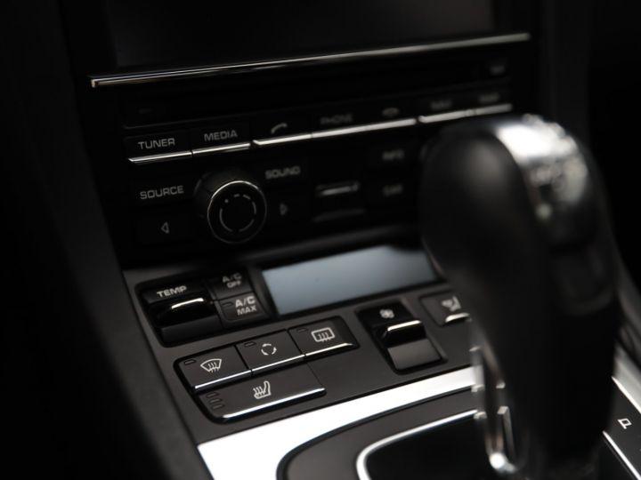 Porsche 991 PORSCHE 991 CARRERA 4S X51 PDK 430CV /P30 CHASSIS SPORT / TOE / FULL Noir - 35
