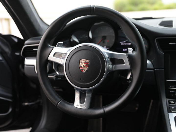 Porsche 991 PORSCHE 991 CARRERA 4S X51 PDK 430CV /P30 CHASSIS SPORT / TOE / FULL Noir - 39