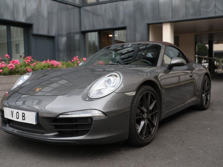 Porsche 991 PORSCHE 991 CARRERA CABRIOLET PDK PSE FRANCE SUPERBE Quartz - 1