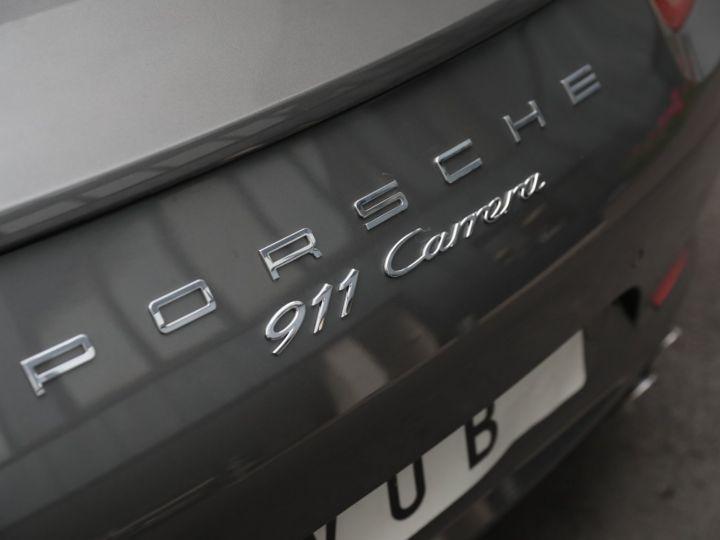 Porsche 991 PORSCHE 991 CARRERA CABRIOLET PDK PSE FRANCE SUPERBE Quartz - 20