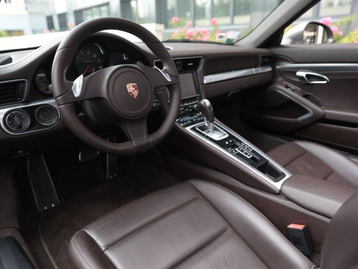 Porsche 991 PORSCHE 991 CARRERA CABRIOLET PDK PSE FRANCE SUPERBE Quartz - 30