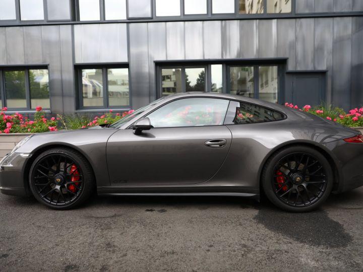 Porsche 991 PORSCHE 991 CARRERA GTS 3.8 430CV /FRANCE / PANO / 37500 KMS Gris Quartz - 5
