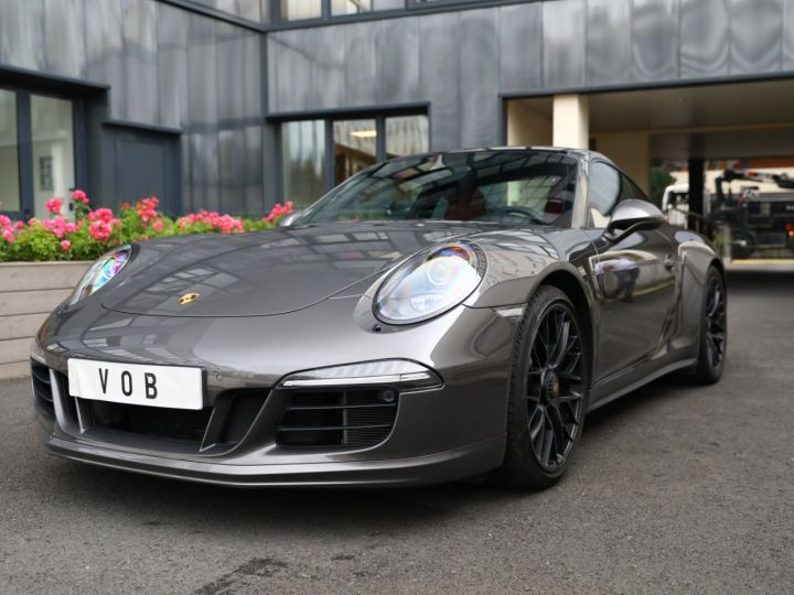 Porsche 991 PORSCHE 991 CARRERA GTS 3.8 430CV /FRANCE / PANO / 37500 KMS Gris Quartz - 1