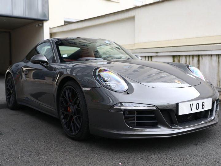 Porsche 991 PORSCHE 991 CARRERA GTS 3.8 430CV /FRANCE / PANO / 37500 KMS Gris Quartz - 8