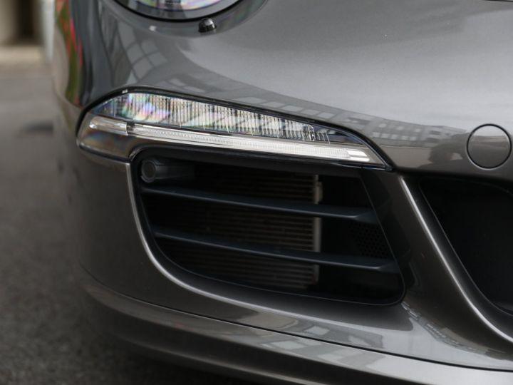 Porsche 991 PORSCHE 991 CARRERA GTS 3.8 430CV /FRANCE / PANO / 37500 KMS Gris Quartz - 11