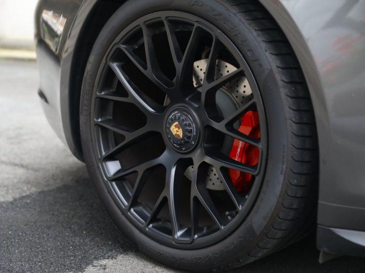 Porsche 991 PORSCHE 991 CARRERA GTS 3.8 430CV /FRANCE / PANO / 37500 KMS Gris Quartz - 13