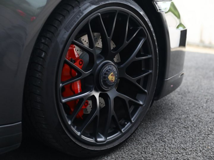 Porsche 991 PORSCHE 991 CARRERA GTS 3.8 430CV /FRANCE / PANO / 37500 KMS Gris Quartz - 14