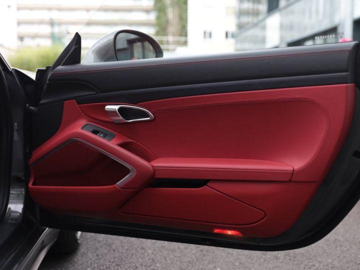 Porsche 991 PORSCHE 991 CARRERA GTS 3.8 430CV /FRANCE / PANO / 37500 KMS Gris Quartz - 32