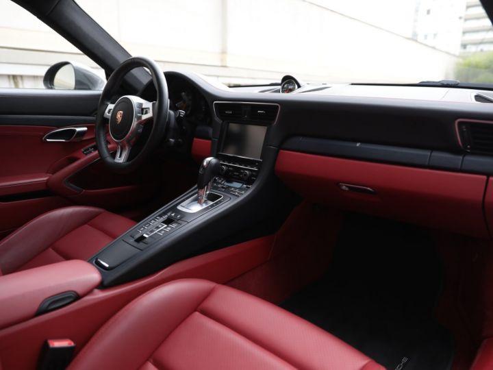 Porsche 991 PORSCHE 991 CARRERA GTS 3.8 430CV /FRANCE / PANO / 37500 KMS Gris Quartz - 33