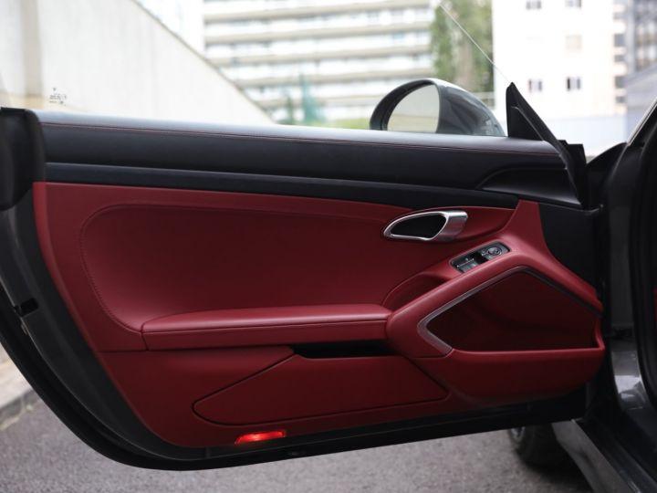 Porsche 991 PORSCHE 991 CARRERA GTS 3.8 430CV /FRANCE / PANO / 37500 KMS Gris Quartz - 39