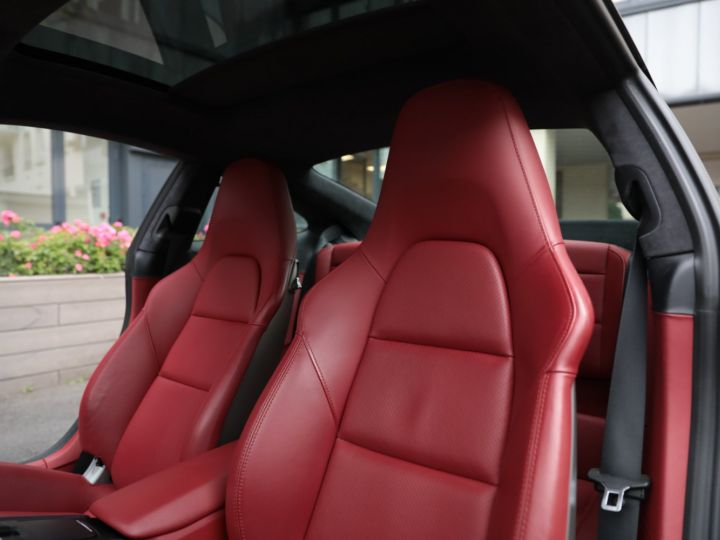 Porsche 991 PORSCHE 991 CARRERA GTS 3.8 430CV /FRANCE / PANO / 37500 KMS Gris Quartz - 41