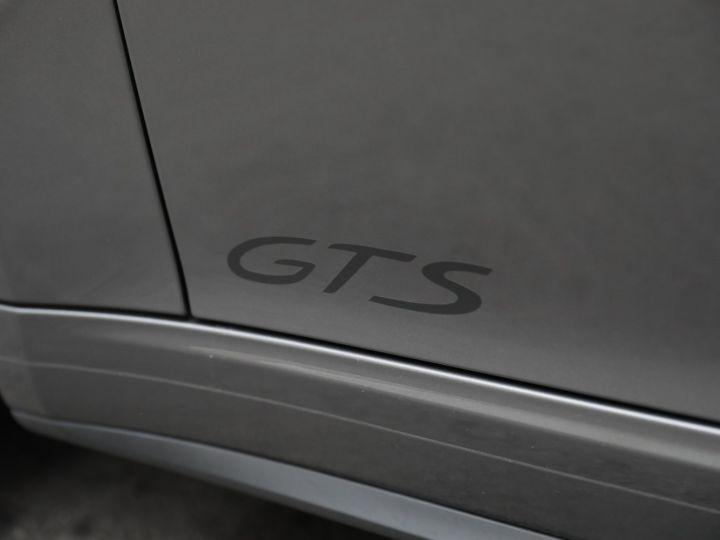 Porsche 991 PORSCHE 991 CARRERA GTS 3.8 430CV /FRANCE / PANO / 37500 KMS Gris Quartz - 22