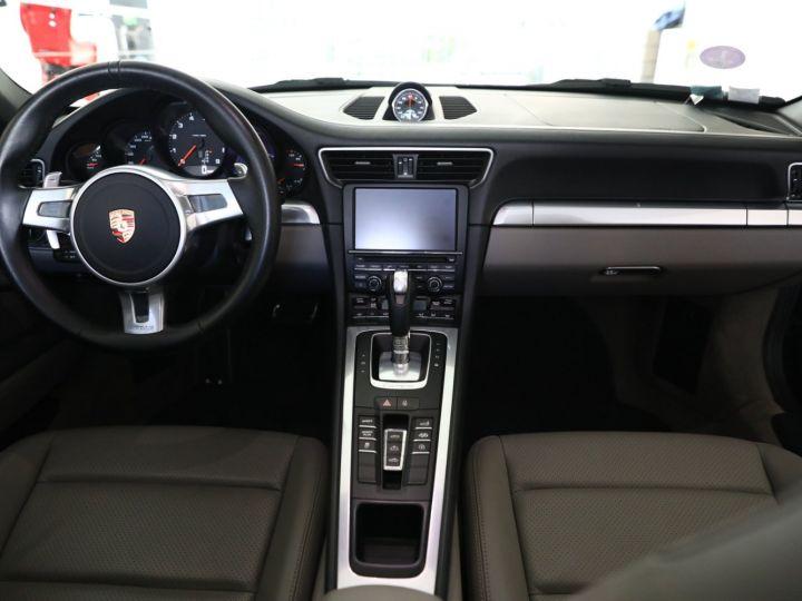 Porsche 991 PORSCHE 991 CARRERA PDK CABRIOLET 3.4 350CV/CHRONO /PSE / SPORT DESIGN / FRANCE Noir - 15