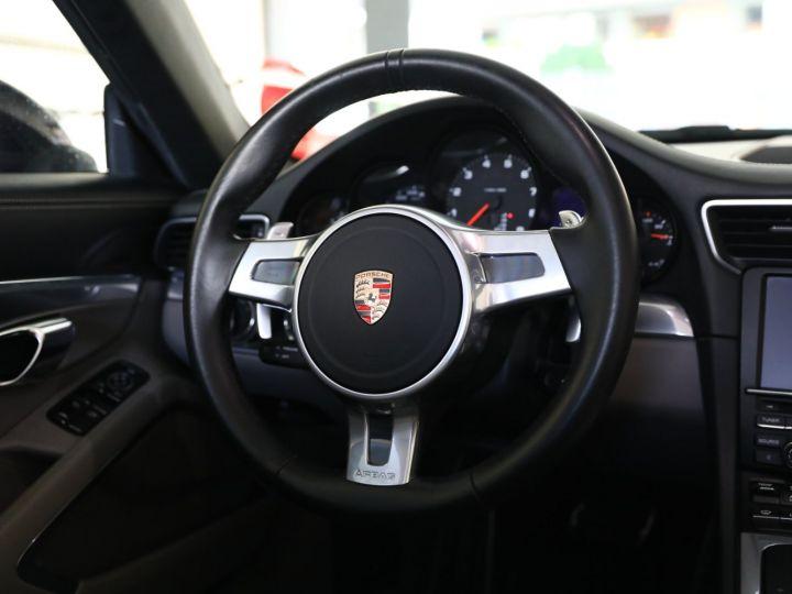 Porsche 991 PORSCHE 991 CARRERA PDK CABRIOLET 3.4 350CV/CHRONO /PSE / SPORT DESIGN / FRANCE Noir - 14