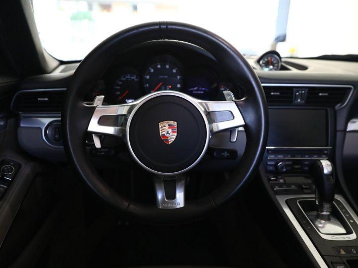 Porsche 991 PORSCHE 991 CARRERA PDK CABRIOLET 3.4 350CV/CHRONO /PSE / SPORT DESIGN / FRANCE Noir - 16