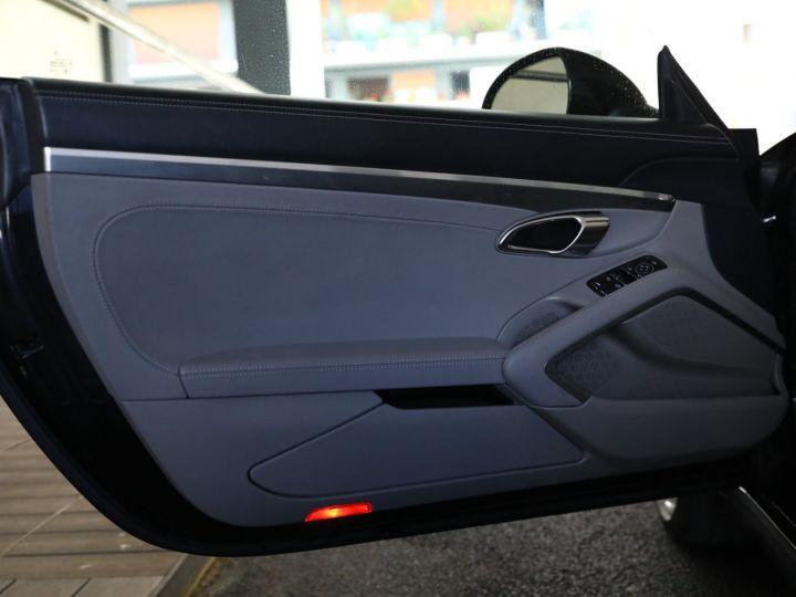 Porsche 991 PORSCHE 991 CARRERA PDK CABRIOLET 3.4 350CV/CHRONO /PSE / SPORT DESIGN / FRANCE Noir - 30