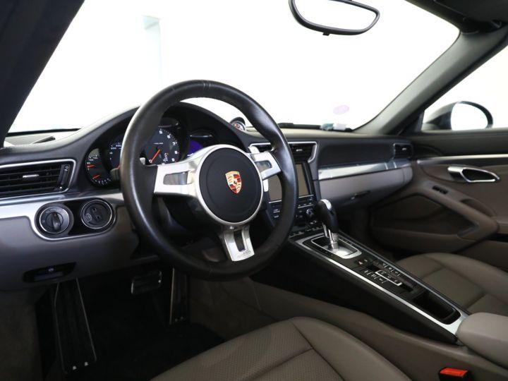 Porsche 991 PORSCHE 991 CARRERA PDK CABRIOLET 3.4 350CV/CHRONO /PSE / SPORT DESIGN / FRANCE Noir - 31