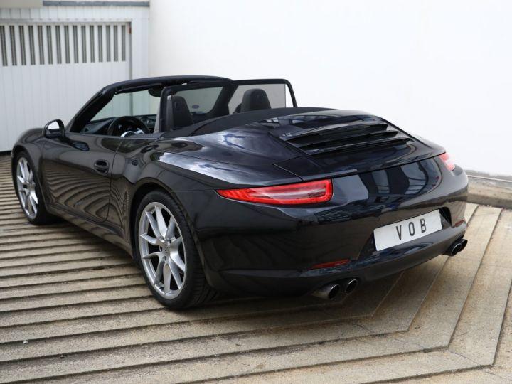 Porsche 991 PORSCHE 991 CARRERA PDK CABRIOLET 3.4 350CV/CHRONO /PSE / SPORT DESIGN / FRANCE Noir - 8