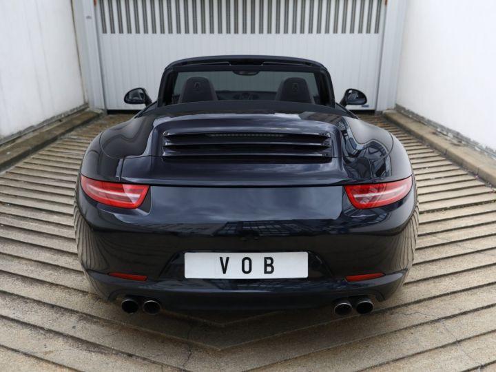 Porsche 991 PORSCHE 991 CARRERA PDK CABRIOLET 3.4 350CV/CHRONO /PSE / SPORT DESIGN / FRANCE Noir - 3