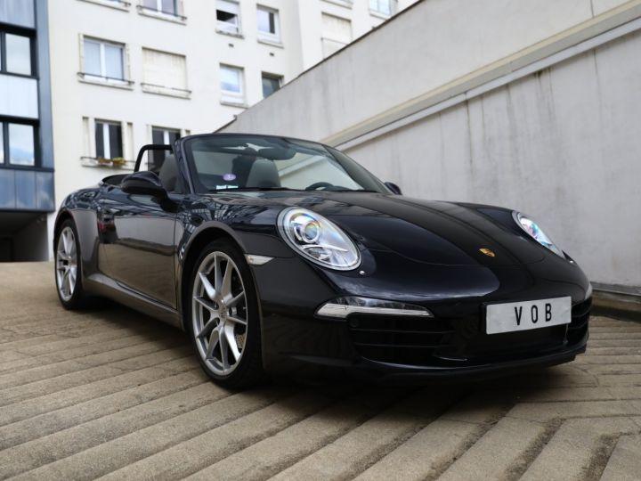 Porsche 991 PORSCHE 991 CARRERA PDK CABRIOLET 3.4 350CV/CHRONO /PSE / SPORT DESIGN / FRANCE Noir - 4