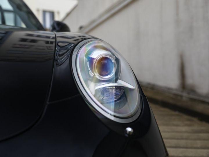 Porsche 991 PORSCHE 991 CARRERA PDK CABRIOLET 3.4 350CV/CHRONO /PSE / SPORT DESIGN / FRANCE Noir - 9