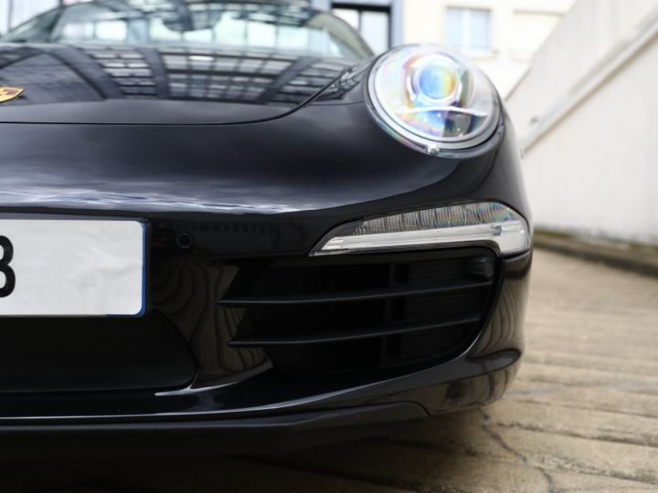 Porsche 991 PORSCHE 991 CARRERA PDK CABRIOLET 3.4 350CV/CHRONO /PSE / SPORT DESIGN / FRANCE Noir - 7