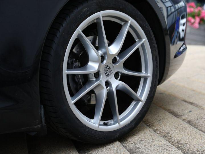 Porsche 991 PORSCHE 991 CARRERA PDK CABRIOLET 3.4 350CV/CHRONO /PSE / SPORT DESIGN / FRANCE Noir - 11