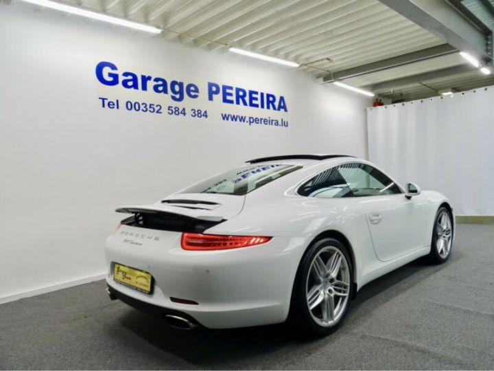 Porsche 991 Porsche 991 CARRERA PDK SPORT/GARANTIE 12 MOIS Blanc - 2