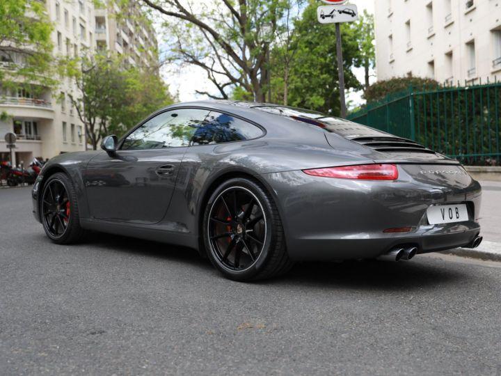 Porsche 991 PORSCHE 991 CARRERA S PDK 3.8 400CV PSE/ CHRONO / SUPERBE Gris Quartz - 6