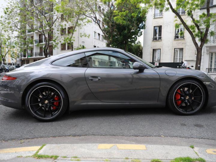 Porsche 991 PORSCHE 991 CARRERA S PDK 3.8 400CV PSE/ CHRONO / SUPERBE Gris Quartz - 2
