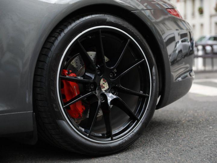 Porsche 991 PORSCHE 991 CARRERA S PDK 3.8 400CV PSE/ CHRONO / SUPERBE Gris Quartz - 13