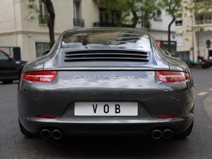 Porsche 991 PORSCHE 991 CARRERA S PDK 3.8 400CV PSE/ CHRONO / SUPERBE Gris Quartz - 9