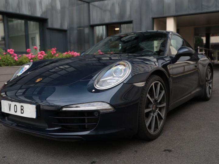 Porsche 991 PORSCHE 991 CARRERA S PDK 400CV / TOE /PSE/ BLEU NUIT / SUPERBE Bleu Nuit - 1