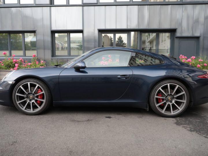 Porsche 991 PORSCHE 991 CARRERA S PDK 400CV / TOE /PSE/ BLEU NUIT / SUPERBE Bleu Nuit - 3