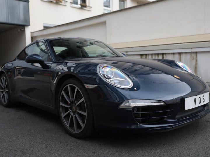 Porsche 991 PORSCHE 991 CARRERA S PDK 400CV / TOE /PSE/ BLEU NUIT / SUPERBE Bleu Nuit - 4